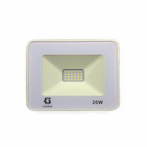 LED reflektor 20 W mozgásérzékelővel (FL-APPLE-20WMW-1)