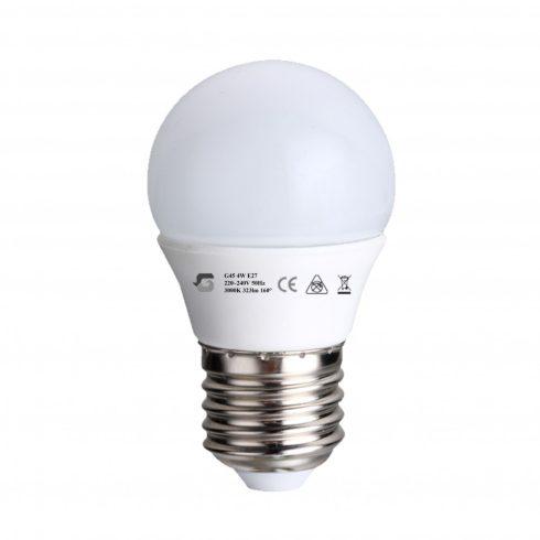 G45 4W E27 LED izzó