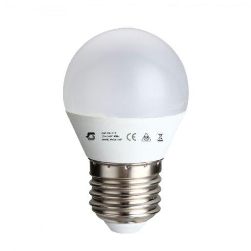 G45 5W E27 LED izzó