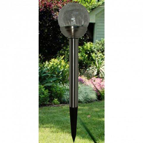 Színváltó kerti solar lámpa