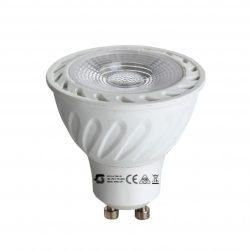 GU10 6W SMD LED izzó