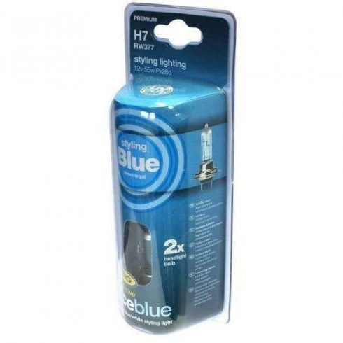 Ring ice blue izzó H7
