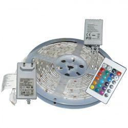 Színváltós LED szalag szett 5M