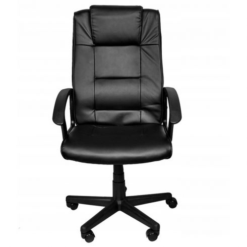 Főnöki szék, fekete