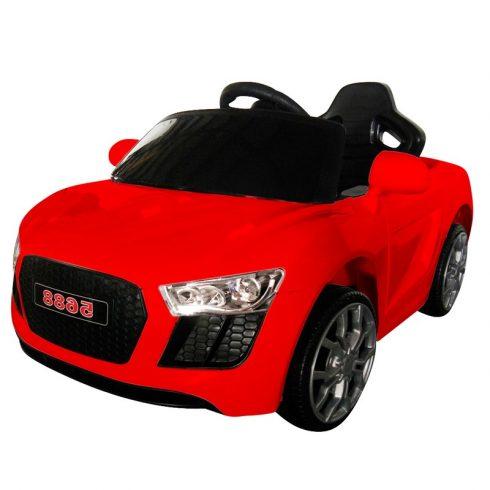 Elektromos beülős sport autó gyerekeknek, RG-AA4, piros