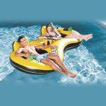 Prémium úszó fotel hűtőtáskával