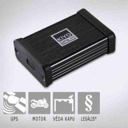 KIYO GPS M1 jelzőkészülék