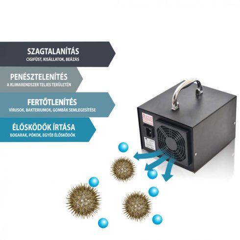 Ozonegenerator Black 3500 légtisztító
