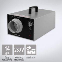 Ozonegenerator Ventil 14000 légtisztító