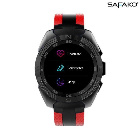 Safako SWP30 okosóra (piros- fekete színben)