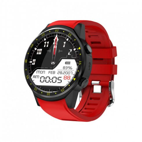 Safako SWP80 GPS okosóra, piros színben
