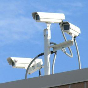 Biztonsági kamerák és rendszerek