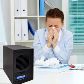 Légtisztítók és ózongenerátorok