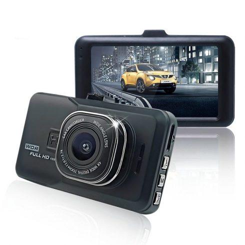 Blackbox autós kamera magyar menüvel