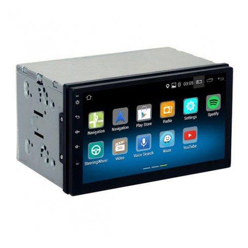 7 colos Androidos multimédiás rendszer + GPS Kerettel, Magyar menüvel